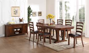 ... Dining Room Table, New Brown Rectangle Traditional Wood Big Lots Dining  Table With 6 Chairs ...