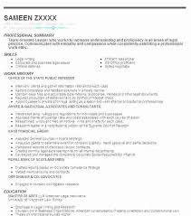 Sample Legal Secretary Resumes Legal Secretary Resume Samples Legal ...
