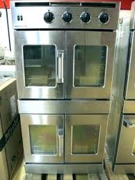 french door oven cafe ovens double wall 4 reviews monogram viking french door oven with convection