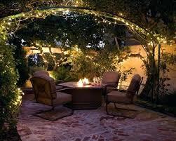 outdoor garden lighting. Patio Lighting Ideas Outdoor Garden Light Landscape L