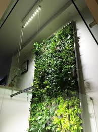 green wall lighting. new jersey greenwall green wall 5 lighting a