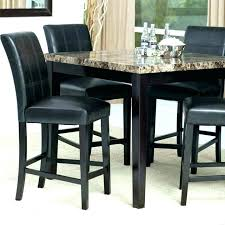 tall round dining table black high top kitchen table black tall tall dining table height