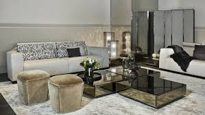 area mirror tables for living room. designer coffee tables fendi casa mirror poufs sofa living room area for m