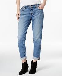 Cuffed Boyfriend Jeans Regular Petite