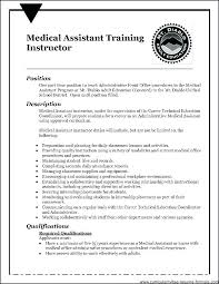 Examples Of Office Assistant Resumes Sample Medical Assistant Resume ...