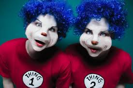 niki and sammy on twitter we present to you thing 1 2 thanks sminko mua for