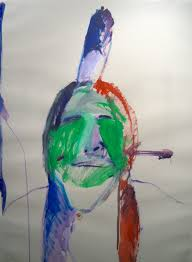 fritz scholder s transformation of the american indian in contemporary art
