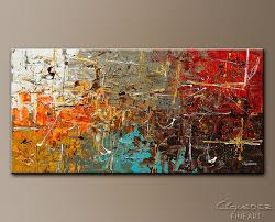 safe and sound abstract art painting image by carmen guedez