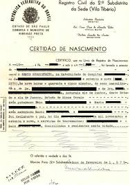 Birth Certificate Translation Certified Notarized In Spanish