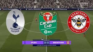 Tottenham hotspur 2 brentford 0. Tottenham Hotspur Vs Brentford Preview Carabao Cup 20 21