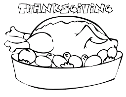 Small Picture Free Printable Thanksgiving Coloring Pages For Kids