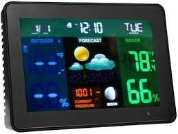 images gallery universal ts 71 indoor outdoor temperature monitor digital weather