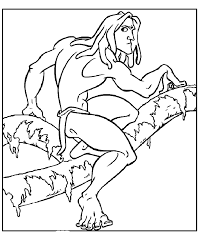 Small Picture Tarzan of the apes coloring pages Free Coloring Pages