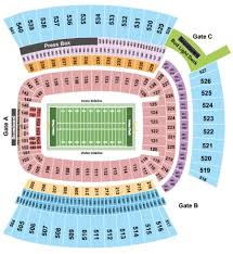 Colts Seating Chart Pittsburgh Steelers Vs Indianapolis Colts Tickets Section