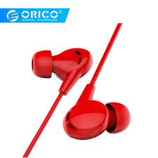 <b>ORICO</b> Bass High Sound <b>Wired Earphone In-Ear</b> Sport <b>Earphone</b> ...