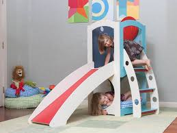 cedarworks debuts compact play structures to keep kids entertained indoors inhabitots