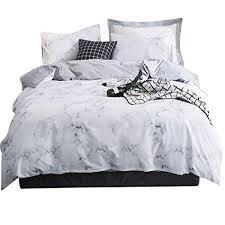 luxury bedding sets queen. Brilliant Sets Vintage Marble Print Luxury Bedding Set Queen Modern Reversible Girls Duvet  Cover Full Grey Granite And Sets N