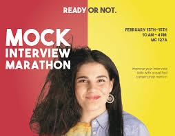 mock interview marathon