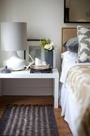 Image Furniture 6 Blending Into The Space Homedit Uber Masculine Ways To Style The Nightstand