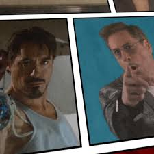 Avengers Endgame Robert Downey Jr Chris Evans We Didnt Start