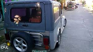 Oner Jeep Closed type, toyota 5k engine for sale 50K For Sale ...