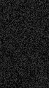 The DBrand wallpaper but dark. Looks ...