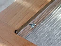 how to install marvelous installing glass in kitchen cabinet