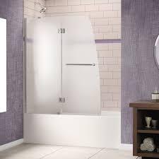 Custom Glass Shower Doors Semi Frameless Shower Door Shower Door ...