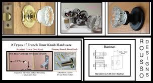 Door Knobs 2 inch backset door knobs pictures : Depression Crystal Oil Rubbed Bronze