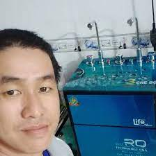 Máy lọc nước - Quạt hơi nước thường hiệu AQUA PURI - Home