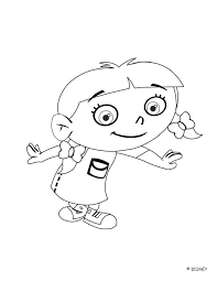 Small Picture 77 best Disney Little Einsteins Coloring Pages Disney images on
