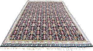 berber north african handwoven allover stylized design carpet 1990s previous next