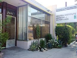 Dions home office Market Dions Neutra Museum The Real Deal Home Richard And Dion Neutra Architecture
