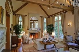 French Country Style Home- Extreme Remodel 9316 traditional-living-room