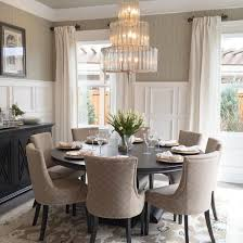 dining room interior amusing round table dining room ideas amazing long centerpieces decor plans large