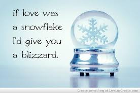Snowflake Love Quotes Mesmerizing 48 Best Quotes About Snow Snow Quotes QuotesOnImages