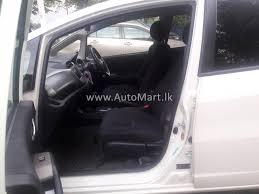 registered used honda fit gp1 car for at colombo sri lanka