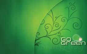 75+] Go Green Wallpaper on WallpaperSafari