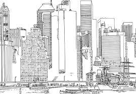 Coloriage New York Imprimer Printable Coloriage En Ligne Gratuit