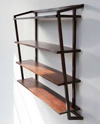 gallery of interesting wall mounted shelving units