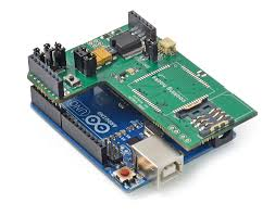 geolocation tracker gprs gps sim908 over arduino and connect the shield to the arduino gateway