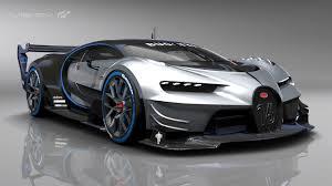 Bugatti tells us this vision gt previews the next generation of bugatti's design language. Bugatti Vision Gran Turismo Gran Turismo Com