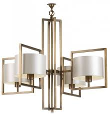 conniston antique brass chandelier