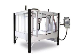 industry cnc milling machines