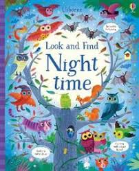 <b>Look and</b> Find Night Time by <b>Kirsteen Robson</b> - ISBN ...