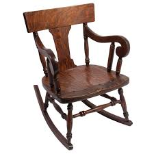 antique rocking chairs pictures