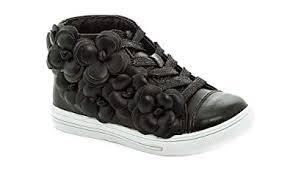 Coco Jumbo Shoes Size Chart Amazon Com Coco Jumbo Chantel Toddler High Top Sneakers