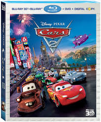 new car movie releasesCARS 2 3D Bluray and DVD release date set and bonus clip