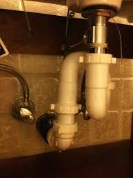 Kitchen Sink Trap Unique Install P Bathroom Best Kit Pea Photograph