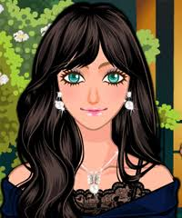 striped romance make up clical romance make up game